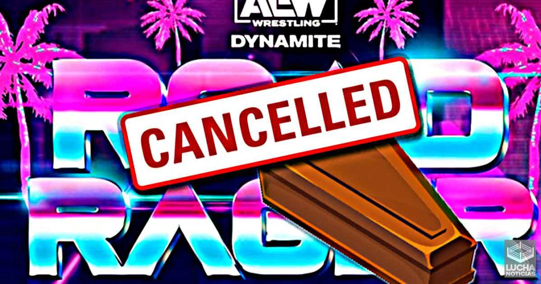 AEW cancela su primera lucha de ataud