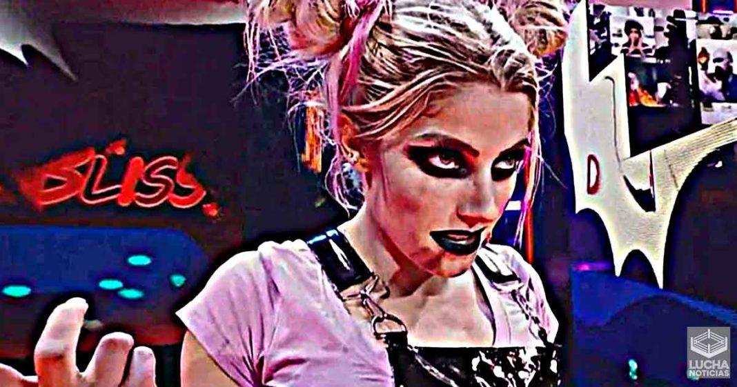 Alexa Bliss estrena nueva canción de entrada en WWE RAW