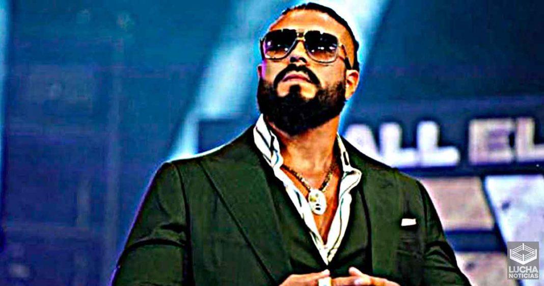 Andrade dice que tiene nuevos logros que conseguir en AEW