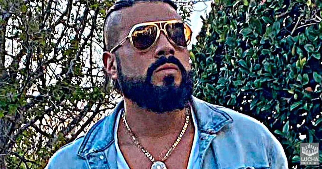 Andrade es sacado de gran evento de lucha esta semana