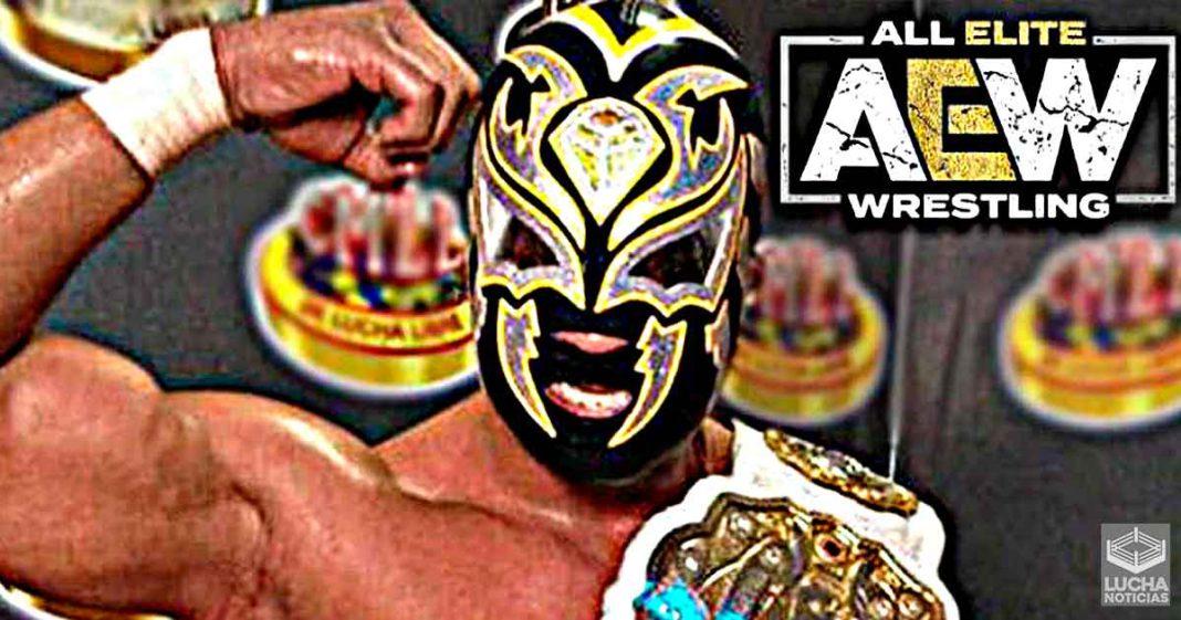 Andrade tendría para ser enmascarado en AEW