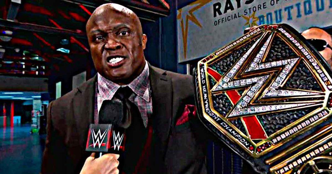 Bobby Lashley alcanza gran logro en la WWE