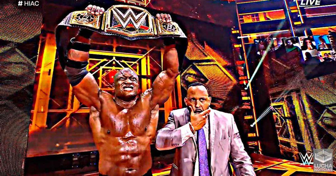 Bobby Lashley vence a Drew McIntyre y retiene el Campeonato de WWE en Hell in a Cell