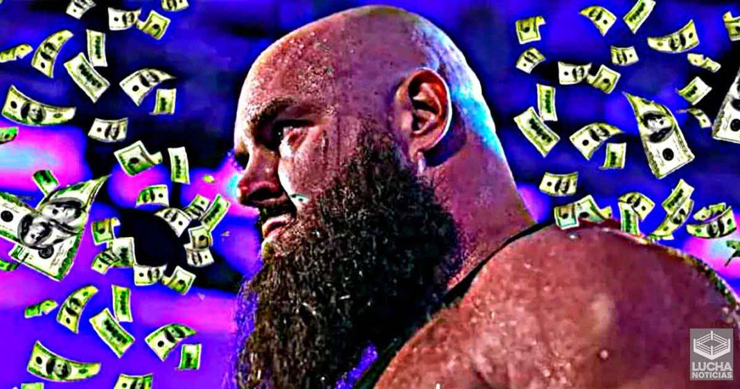 Braun Strowman cobra al menos $20k para luchar como independiente