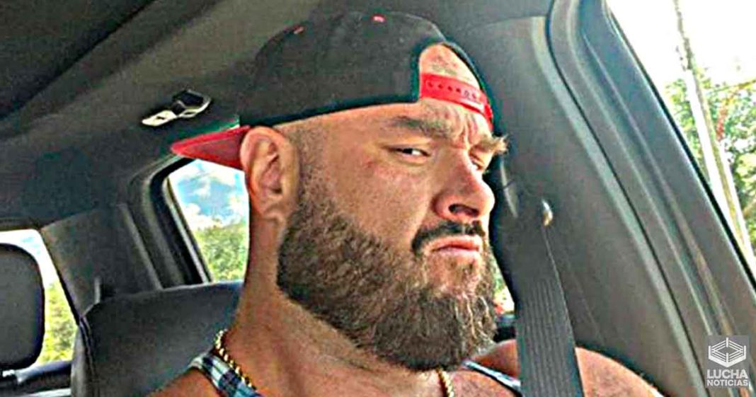 Braun Strowman con gran cambio físico después de dejar la WWE