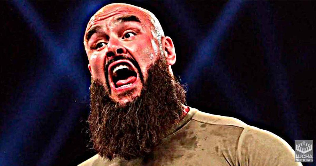 Braun Strowman es despedido de la WWE