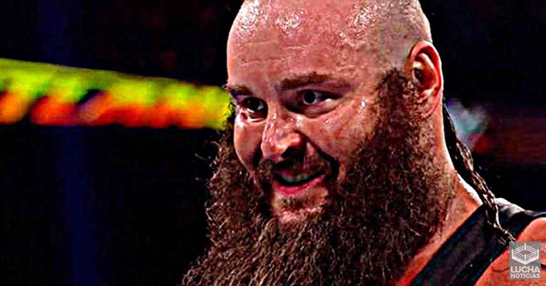 Braun Strowman está cobrando mucho dinero para apariciones trás despido de WWE
