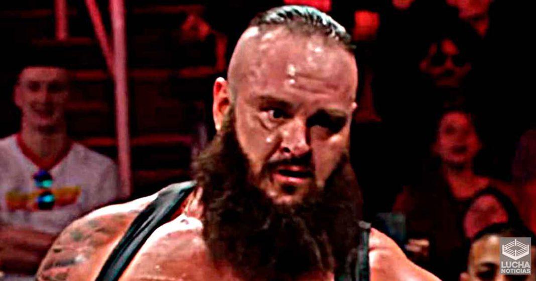Braun Strowman habría sido despedido por no tener rivales creibles en WWE