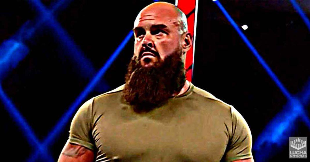 Braun Strowman no tendría oponentes que enfrentar en AEW