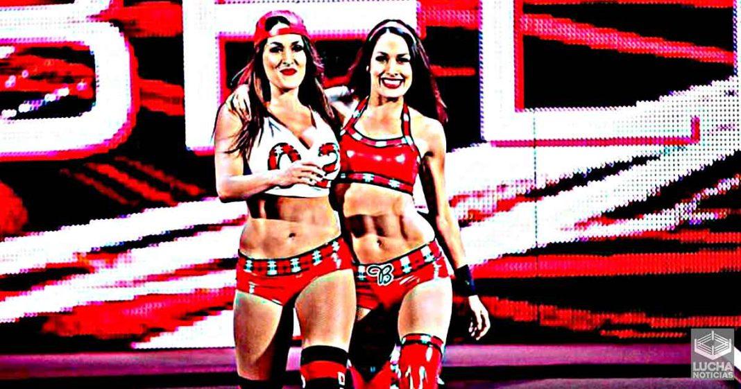 Brie y Nikki Bella
