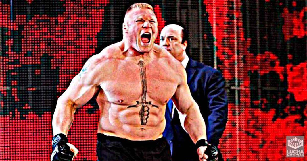 Brock Lesnar regresaria en gran PPV de la WWE