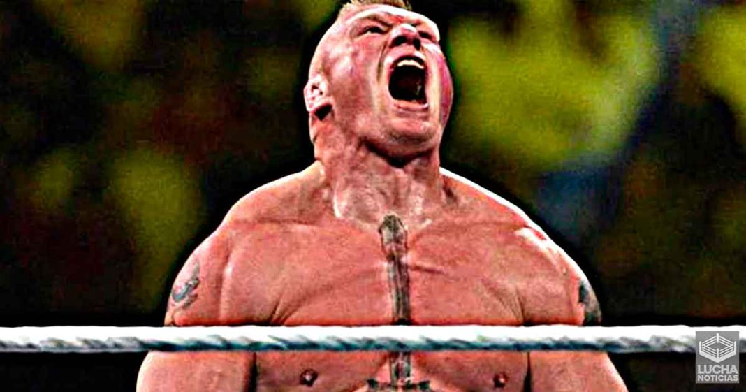 Brock Lesnar se encuentra en los planes de WWE SummerSlam