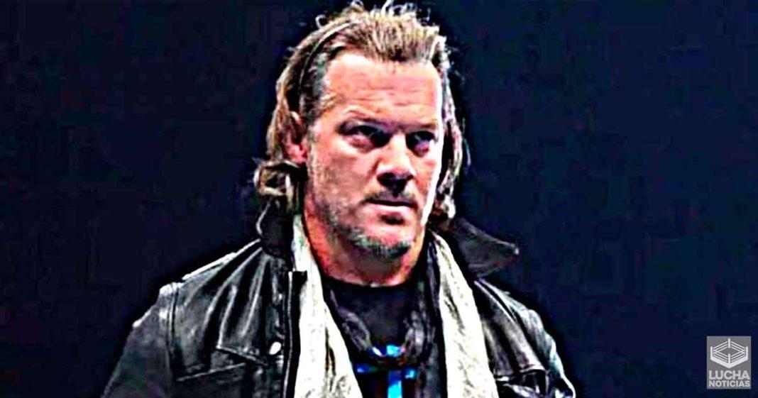 Chris Jericho ya no tiene un contrato con NJPW