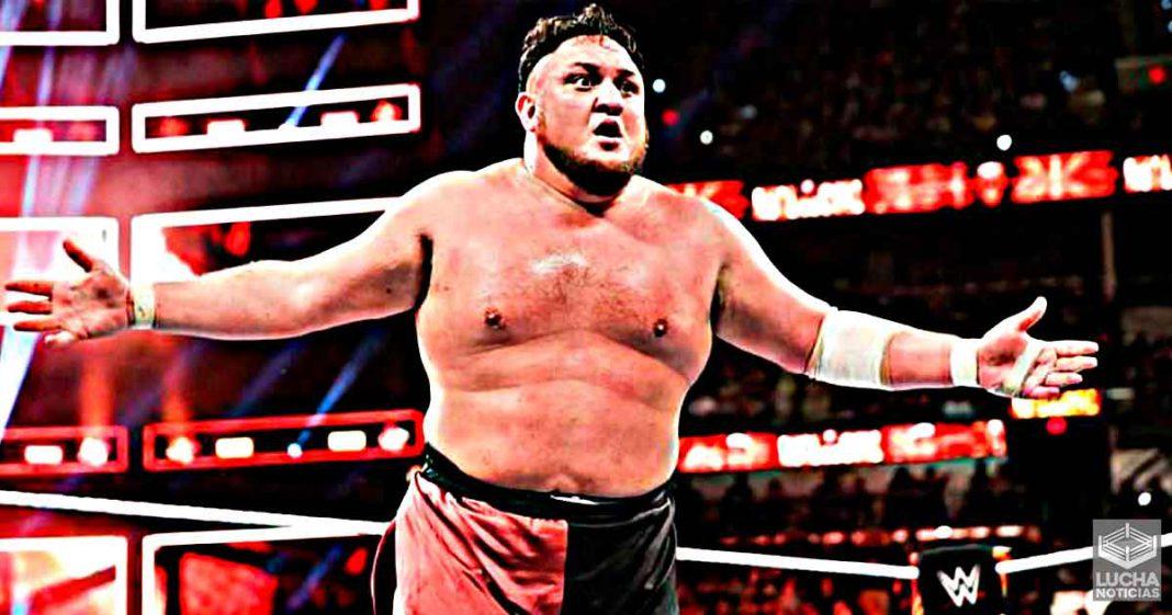 ¿Cómo fue que se lesionó Samoa Joe?