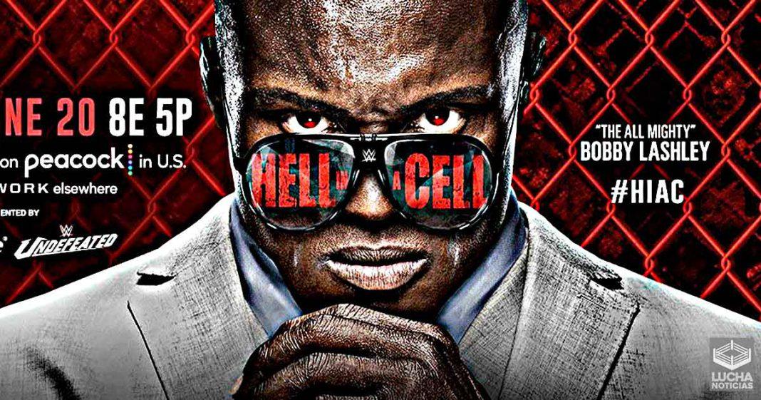 Como ver WWE Hell In A Cell 2021, Horarios y Cartel