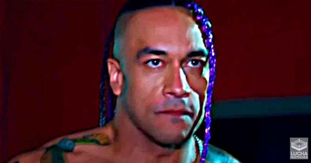 Damian Priest lesionado y fuera por un tiempo de la WWE