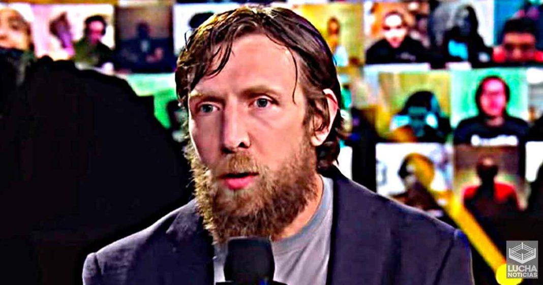Daniel Bryan no está más en las platicas entre WWE y NJPW