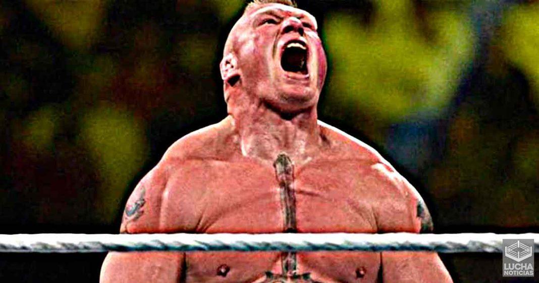 Desafortunadamente Brock Lesnar no regresará a la WWE