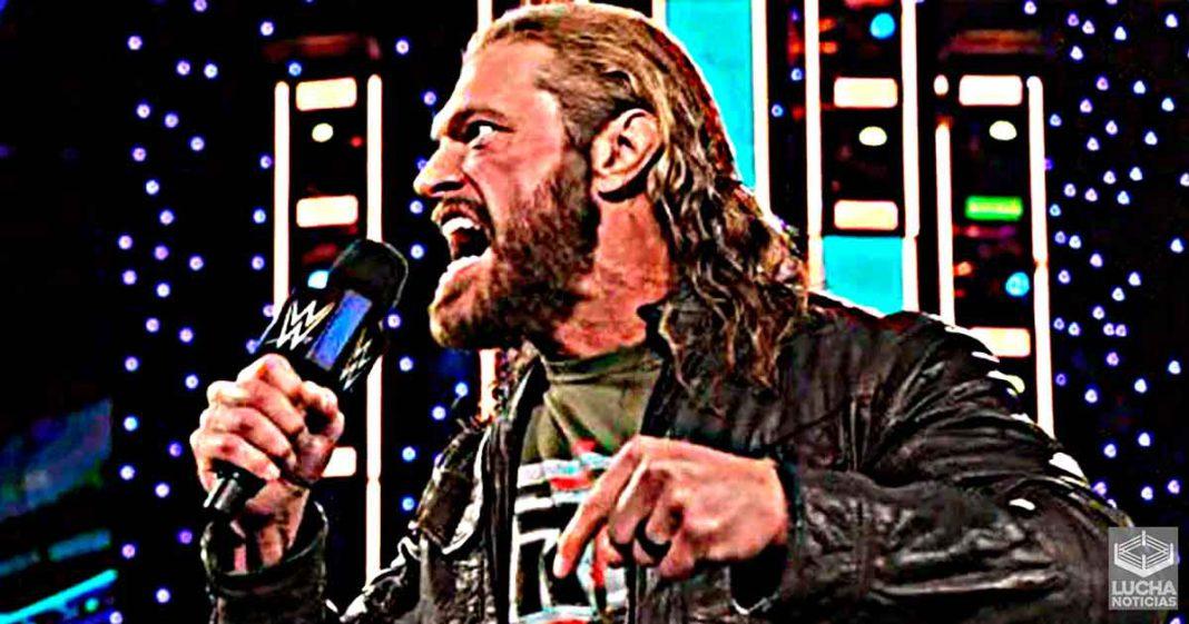Edge es anunciado para el SmackDown después de SummerSlam