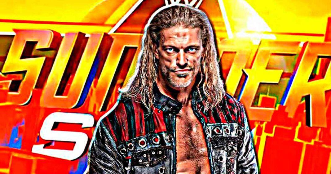 Edge muy posiblemente lucha en WWE SummerSlam 2021