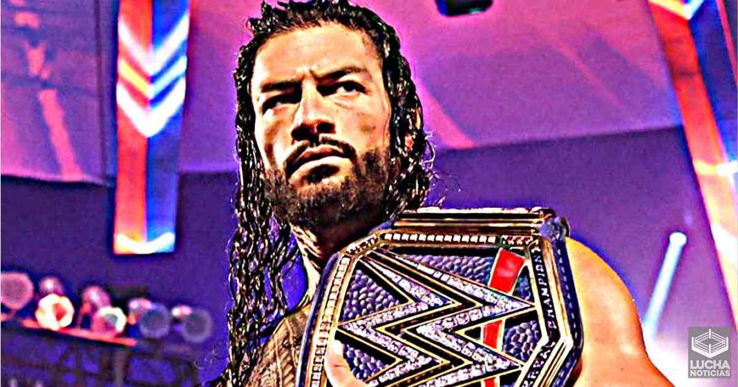Estos son los planes a largo plazo para Roman Reigns en la WWE