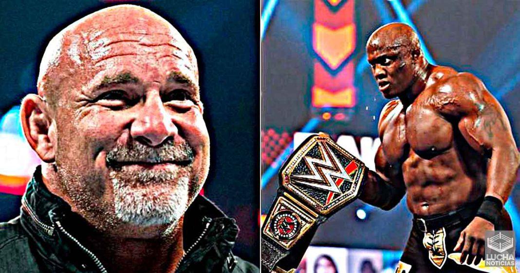 Goldberg enfrentaría a Bobby Lashley en SummerSlam 2021