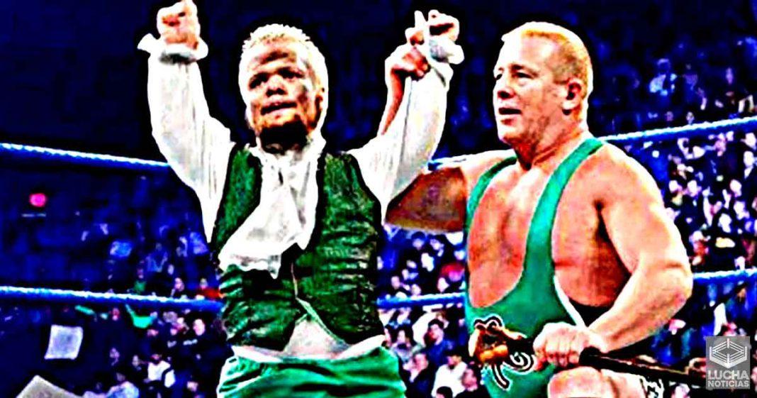 Hornswooggle dice que la gente tenía miedo de hacerle bromas en WWE