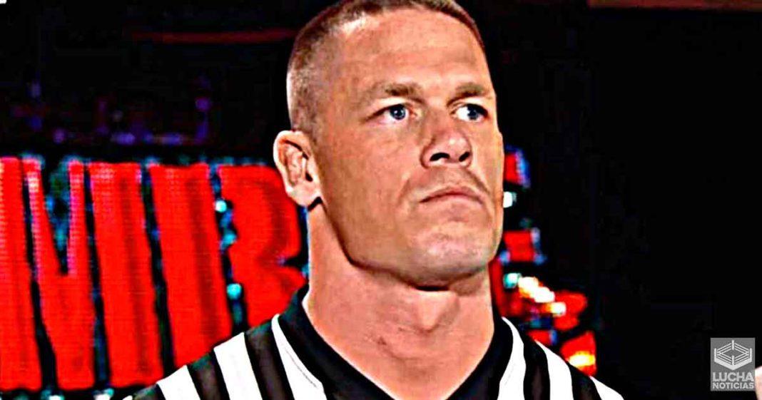 John Cena asume la culpa de que las luchas en WWE sean más largas