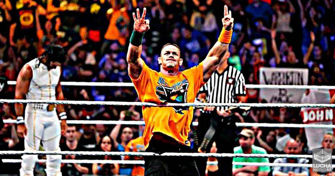 John Cena confirma que regresará a la WWE