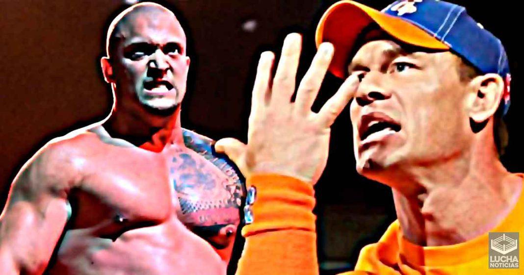 Karrion Kross cree que NXT puede crear al siguiente John Cena y Roman Reigns
