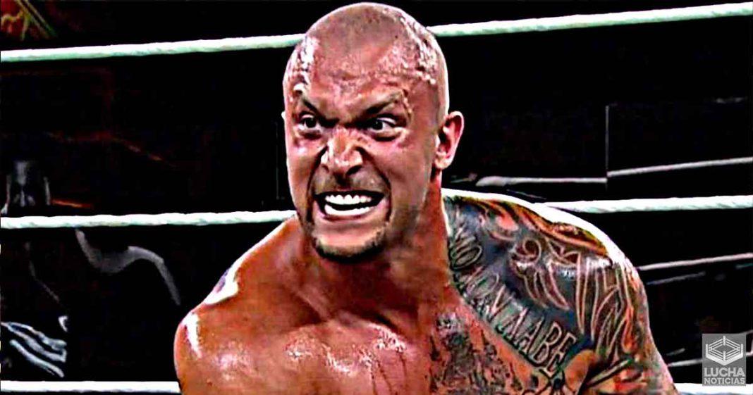 Karrion Kross revela por qué firmo con la WWE