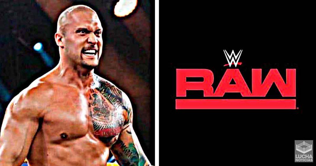 Karrion Kross tiene dos oponentes de ensueño en WWE RAW