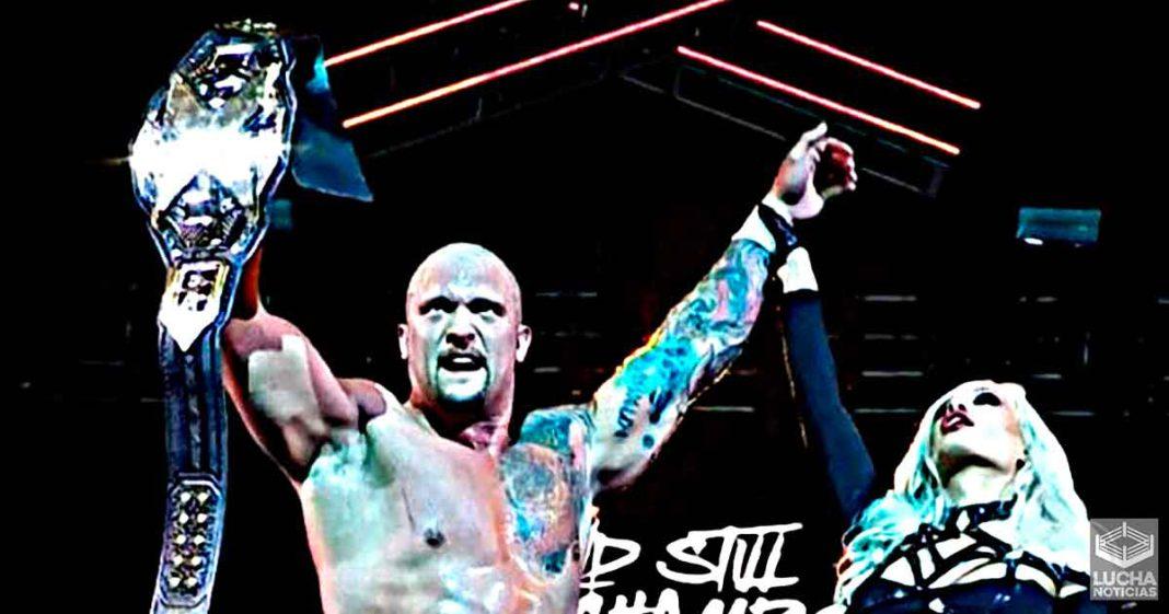 Karrion Kross y varias estrellas de NXT se encuentran en el backstage de RAW
