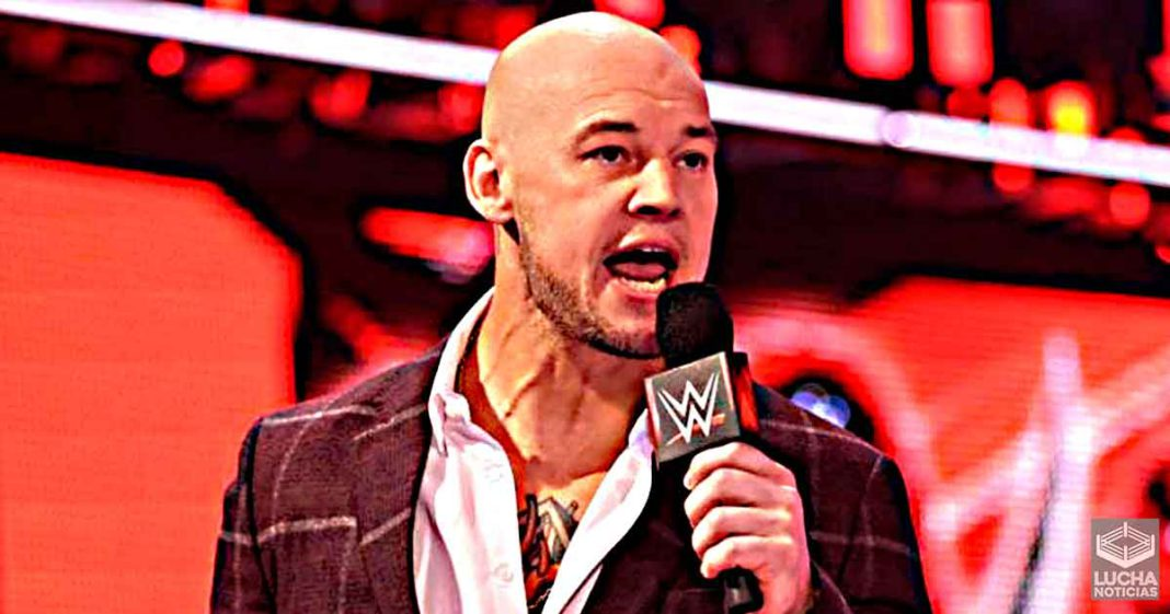 King Corbin responde a fan que dice que debería ser despedido de inmediato de WWE