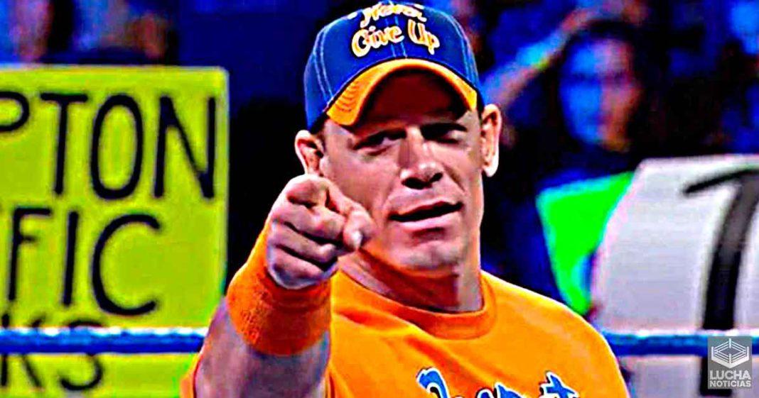 La agenda de John Cena se está liberando para regresar a WWE