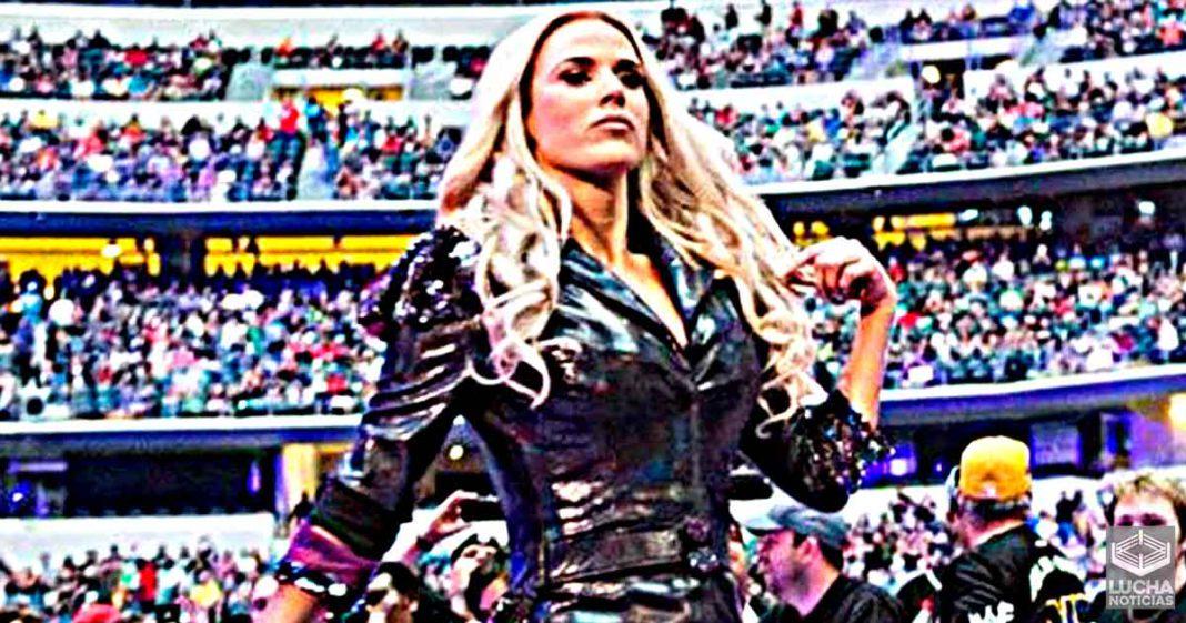 Lana por fin habla trás su despido de la WWE