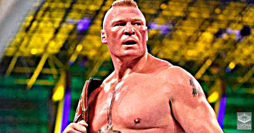 Los creativos de WWE no tienen planes para un regreso de Brock Lesnar