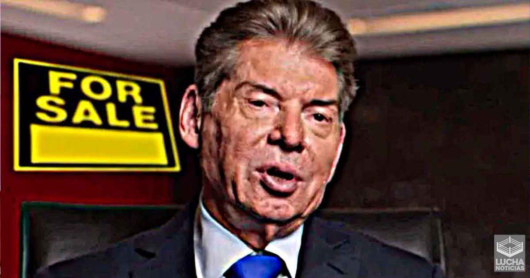 Los inversores de WWE no están preocupados de que Vince McMahon venda la empresa