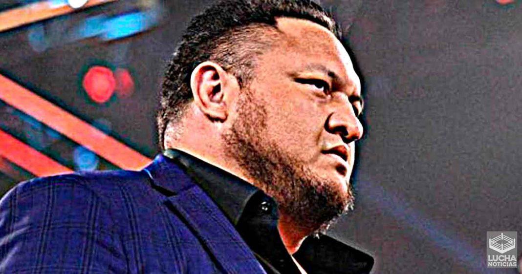 Los ratings de WWE NXT aumentan con el regreso de Samoa Joe