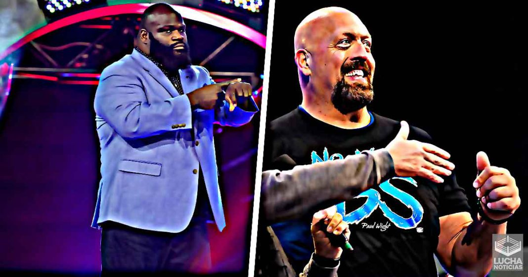 Mark Henry y Big Show podrían luchar mano a mano en AEW