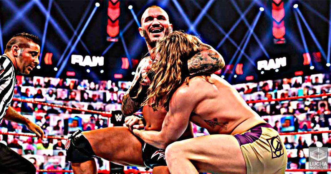 Matt Riddle se disculpa con Randy Orton en Twitter