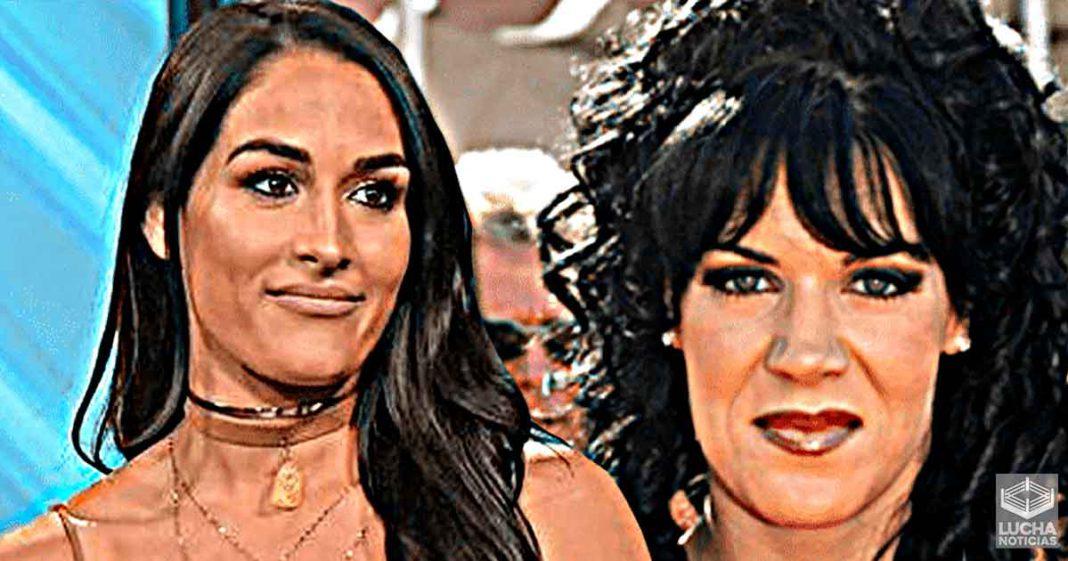 Nikki Bella se disculpa por haber insultando a Chyna