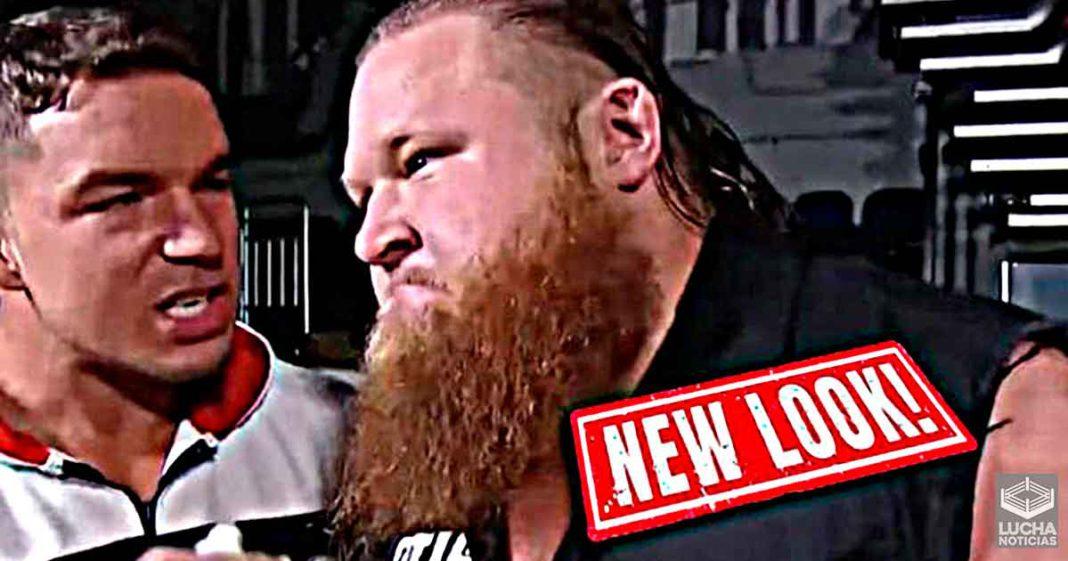 Otis sufre brutal cambio de imagen en WWE SmackDown