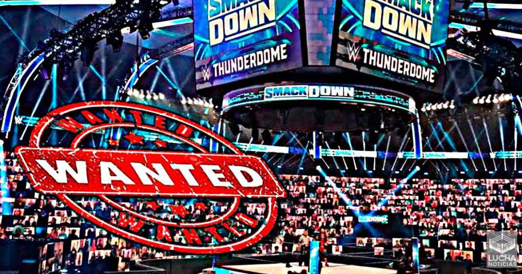 Policia en busqueda de sospechoso de robo en el WWE ThunderDome