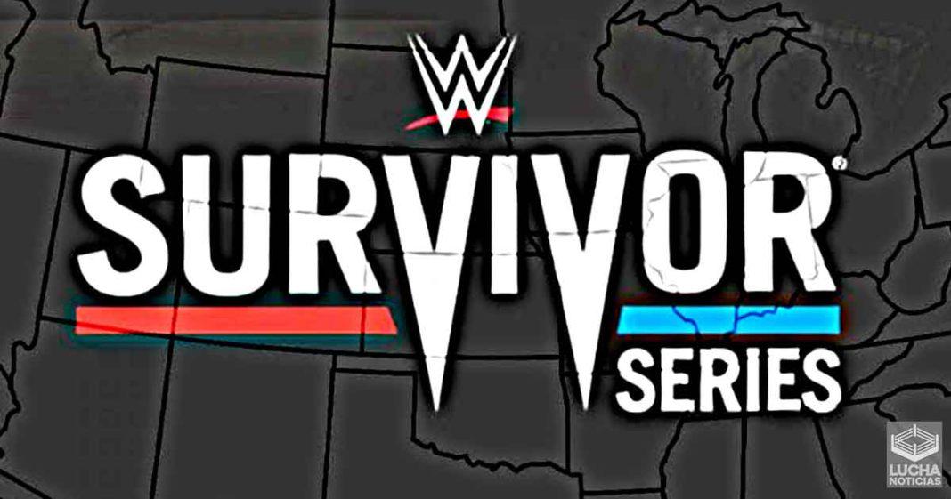 Posible sede para WWE Survivor Series 2021