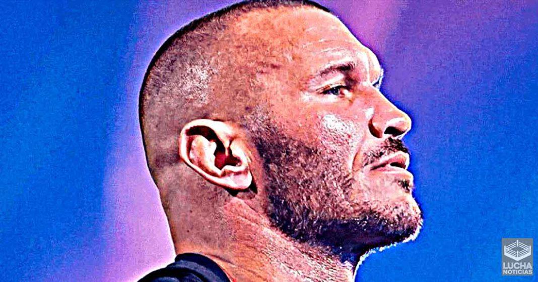 Randy Orton ausente esta semana de WWE RAW
