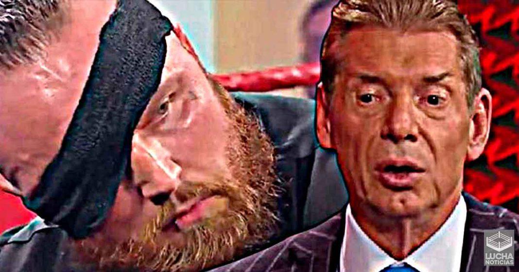 Razón por la cual Vince McMahon canceló el reinado de Aleister Black
