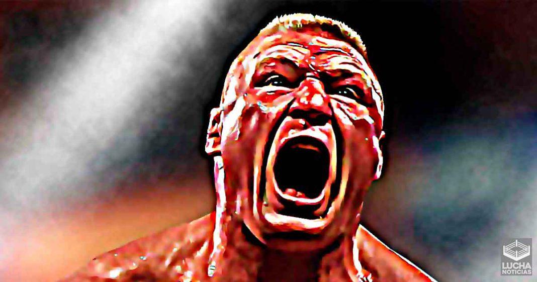 Razón por la cual se retrasó el regreso de Brock Lesnar a WWE