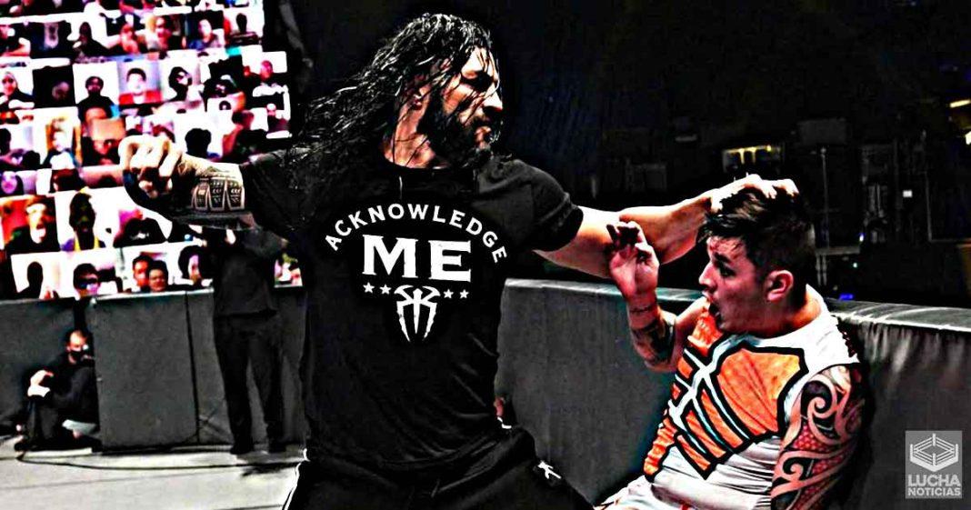 Roman Reigns enfrentará a 3 veces campeón del mundo en Hell In A Cell