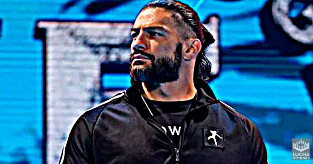 Roman Reings no quiere que WWE lo coloque en medio cartel